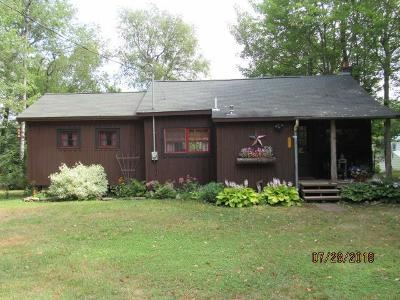 Franklin County Single Family Home For Sale: 98 West Side Road