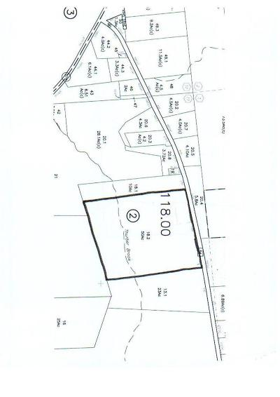 Franklin County Residential Lots & Land For Sale: County Route 54