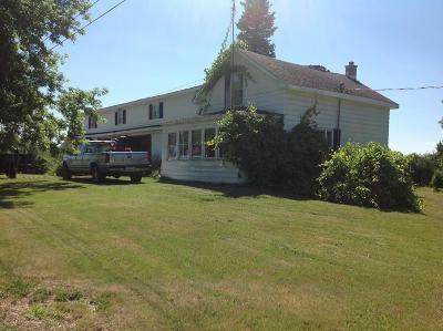 Malone Single Family Home For Sale: 4375 Route 11