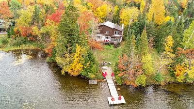 Bloomingdale, Lake Placid, North Elba, Ray Brook, St Armand, Brighton, Franklin, Gabriels, Harrietstown, Lake Clear, Lake Titus, Loon Lake, Onchiota, Paul Smiths, Rainbow Lake, Santa Clara, Saranac Inn, Saranac Lake, Upper Saranac Lake, Vermontville Single Family Home For Sale: 338 Mirror Lake Drive