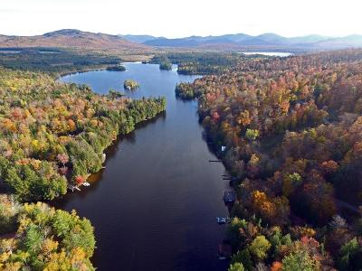 Lake Placid, Saranac Lake, Tupper Lake Single Family Home For Sale: 135 Branch Farm Road