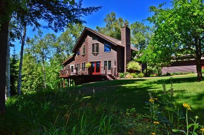 Saranac Lake NY Single Family Home For Sale: $420,000