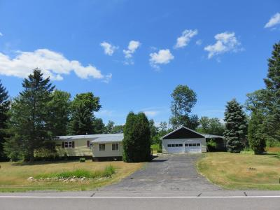 Franklin County Single Family Home For Sale: 199 State Route 37c