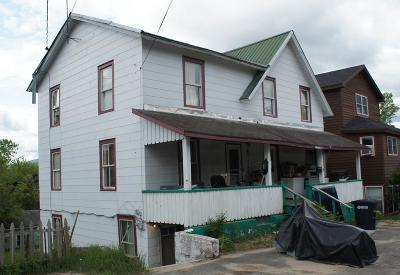 Essex County, Franklin County Multi Family Home For Sale: 190 McKinley St.