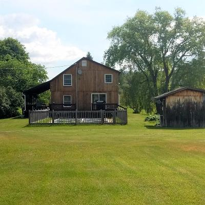 Elizabethtown, Jay, Keene, Keene Valley, Lake Placid, Saranac Lake, Westport, Wilmington, Loon Lake, Rainbow Lake, Tupper Lake Single Family Home For Sale: 219 Clark Lane