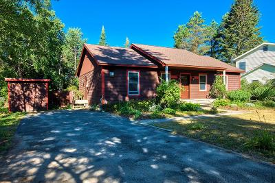 Lake Placid NY Single Family Home For Sale: $325,000