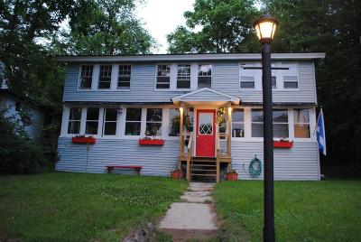 Saranac Lake NY Single Family Home For Sale: $169,900