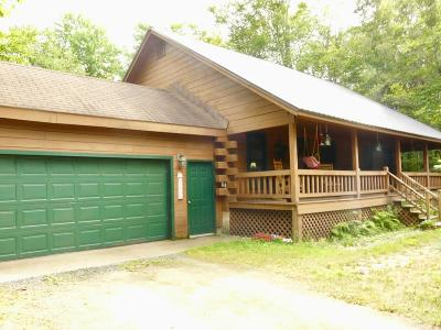 Lake Clear NY Single Family Home For Sale: $239,000