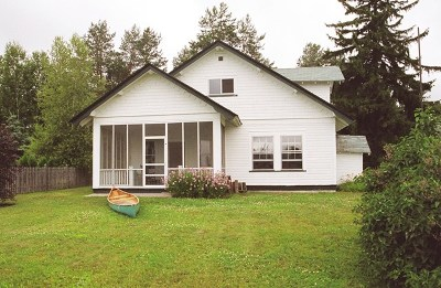 Single Family Home For Sale: 75 Saranac Inn Lane