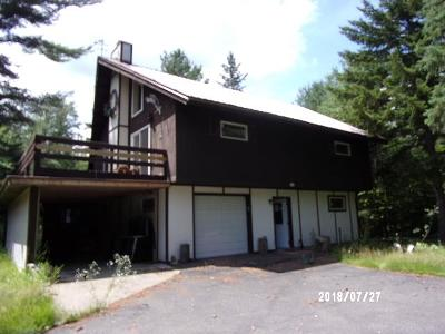Lake Placid Single Family Home For Sale: 17 Country Club Lane