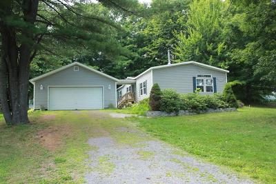 Single Family Home For Sale: 3189 Military Turnpike