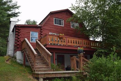 Lake Placid Single Family Home For Sale: 5 Tanner Way