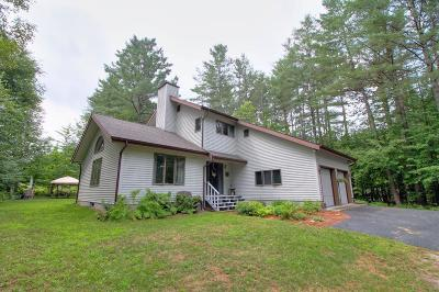 Saranac Lake Single Family Home For Sale: 923 McKenzie Pond Road