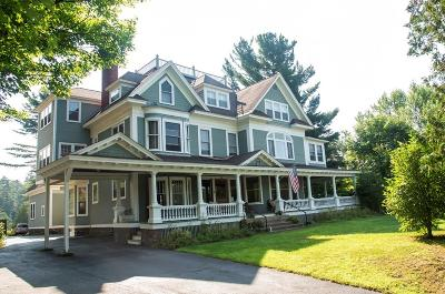 Saranac Lake Single Family Home For Sale: 8 Franklin