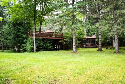 Keene Valley Single Family Home For Sale: 11 Phelps Brook Lane