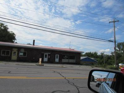 Malone NY Commercial For Sale: $39,900
