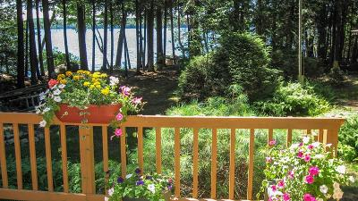 Lake Placid, Saranac Lake, Tupper Lake Single Family Home For Sale: 724 Bartlett Carry Road