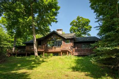 Keene Valley NY Single Family Home For Sale: $749,000