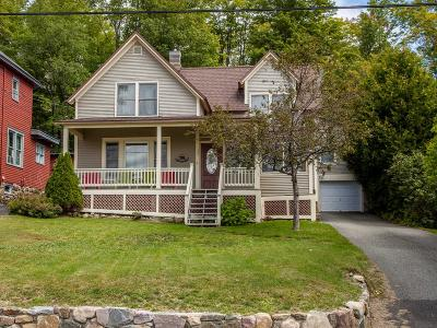 Lake Placid Single Family Home For Sale: 147 Parkside Drive