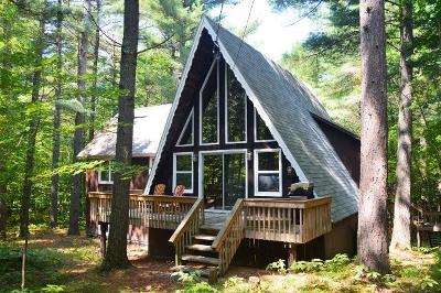 Elizabethtown, Jay, Keene, Keene Valley, Lake Placid, Saranac Lake, Westport, Wilmington, Loon Lake, Rainbow Lake, Tupper Lake Single Family Home For Sale: 139 Alder St