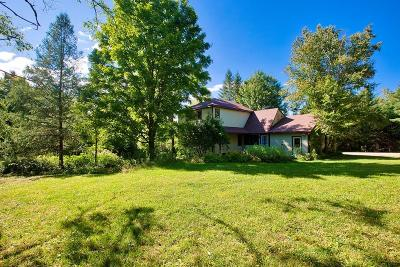 Lake Placid Single Family Home For Sale: 4589 Cascade Road