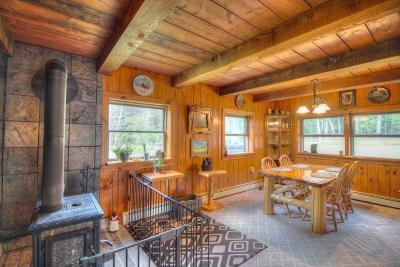 Elizabethtown, Jay, Keene, Keene Valley, Lake Placid, Saranac Lake, Westport, Wilmington, Loon Lake, Rainbow Lake, Tupper Lake Single Family Home For Sale: 374 Hulls Falls Road