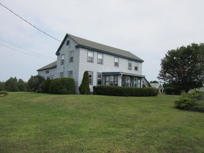 Essex County, Franklin County Multi Family Home For Sale: 1243 State Route 122