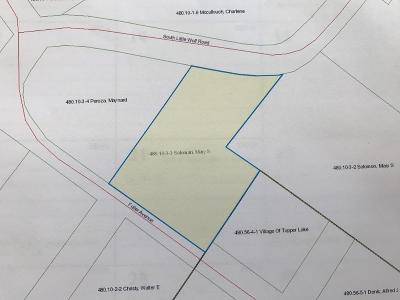 Franklin County Residential Lots & Land For Sale: South Little Wolf Road