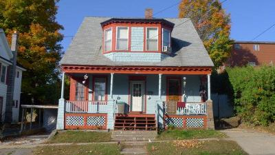 Essex County, Franklin County Multi Family Home For Sale: 11 Howard Ave.
