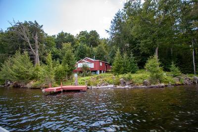 Single Family Home For Sale: 52 Eagle Crag Lake