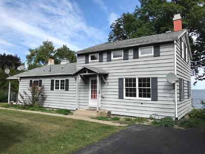 Single Family Home For Sale: 16 & 16a Colligan Point Road