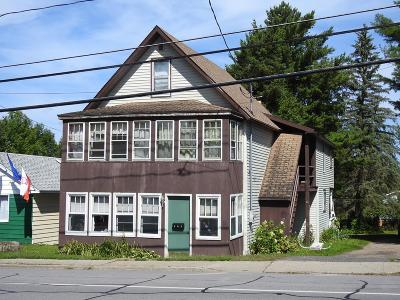 Single Family Home For Sale: 263 Park Street