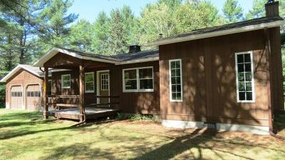 Elizabethtown, Jay, Keene, Keene Valley, Lake Placid, Saranac Lake, Westport, Wilmington, Loon Lake, Rainbow Lake, Tupper Lake Single Family Home For Sale: 1168 Stickney Bridge Rd