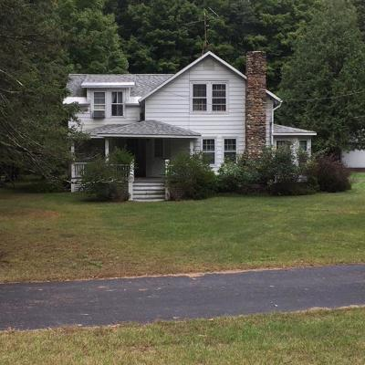Essex County Single Family Home For Sale: 38 Cty. Rt. 8