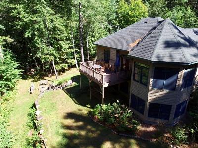 Saranac Lake NY Single Family Home For Sale: $359,000