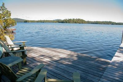 Lake Placid, Saranac Lake, Tupper Lake Single Family Home For Sale: 583 Sekon