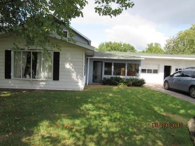 Malone Single Family Home For Sale: 5241 State Route 37