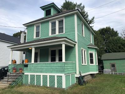 Single Family Home For Sale: 23 McClelland St.