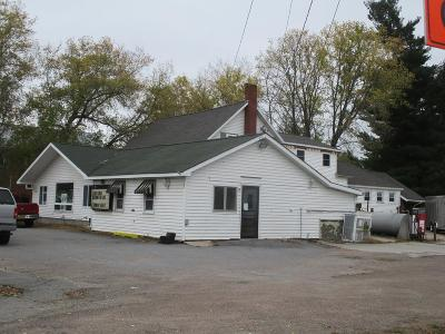 Essex County, Franklin County Commercial For Sale: 1142-44 State Rt 30