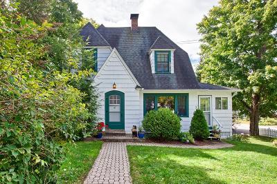 Lake Placid NY Single Family Home For Sale: $599,000