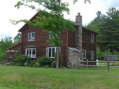 Elizabethtown, Jay, Keene, Keene Valley, Lake Placid, Saranac Lake, Westport, Wilmington, Loon Lake, Rainbow Lake, Tupper Lake Single Family Home For Sale: 13043 Nys Route 9n