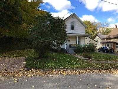 Malone Single Family Home For Sale: 69 Wellington St
