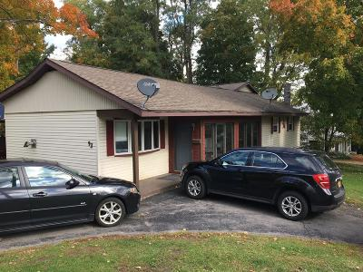 Malone Single Family Home For Sale: 93 Franklin St