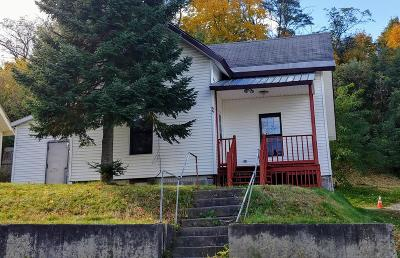 Malone Single Family Home For Sale: 55 Duane St.