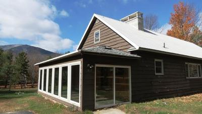 Elizabethtown, Jay, Keene, Keene Valley, Lake Placid, Saranac Lake, Westport, Wilmington, Loon Lake, Rainbow Lake, Tupper Lake Single Family Home For Sale: 817 Springfield Rd
