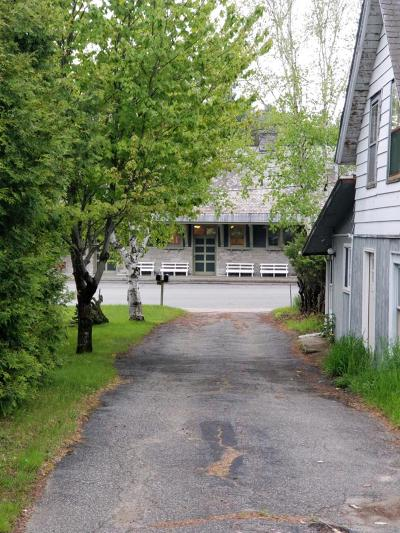 Elizabethtown, Jay, Keene, Keene Valley, Lake Placid, Saranac Lake, Westport, Wilmington, Loon Lake, Rainbow Lake, Tupper Lake Single Family Home For Sale: 241 Station Street
