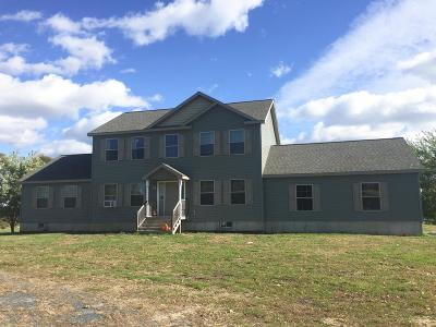 Single Family Home For Sale: 98 Moffit Road