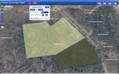 Franklin County Residential Lots & Land For Sale: Webster Street (Lot 3)