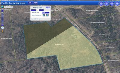 Franklin County Residential Lots & Land For Sale: Webster Street (Lot 1)