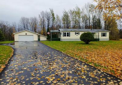 Malone Single Family Home For Sale: 15346 State Route 30